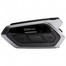 [해외]SENA 50R Low Profile Motorcycle Bluetooth Communication System W/Mesh Intercom Dual Pack 9137584908 Black / Grey