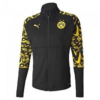 [해외]푸마 Borussia Dortmund Stadium 20/21 3137611257 Puma Black / Cyber Yellow / Away
