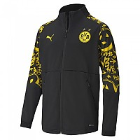 [해외]푸마 Borussia Dortmund Stadium 20/21 Junior 3137611258 Puma Black / Cyber Yellow / Away