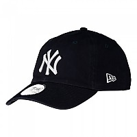 [해외]뉴에라 Washed Casual Classic 9Twenty New York Yankees 137646339 Navy / White