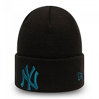 [해외]뉴에라 League Essential Cuff Knit New York Yankees 137646372 Black
