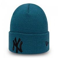 [해외]뉴에라 League Essential Cuff Knit New York Yankees 137646373 Turquoise