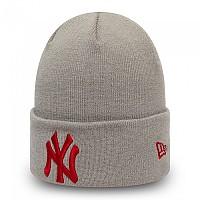 [해외]뉴에라 League Essential Cuff Knit New York Yankees 137646375 Grey