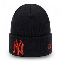 [해외]뉴에라 League Essential Cuff Knit New York Yankees 137646376 Navy