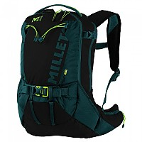 [해외]밀레 Steep 22L 4137211239 Black / Orion Blue