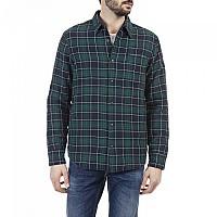 [해외]리플레이 M4035 Shirt 137655847 Dark Blue / Dark Green