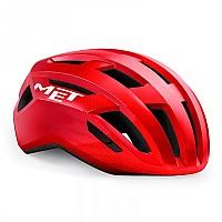[해외]MET Vinci Mips 1137684878 Red Metal Glossy