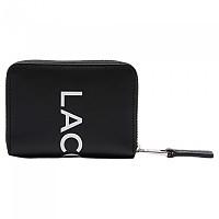 [해외]라코스테 L.12.12 Smooth Leather W/Key Chain Gift Box 137679145 Black / White