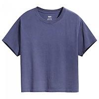 [해외]리바이스 Graphic Varsity 137617368 Serif Outline Chesthit Garment Dye Blue
