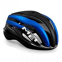 [해외]MET Trenta 3K Carbon 1137684872 Black / Blue Metal Glossy
