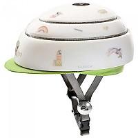 [해외]CLOSCA Kids Helmet 1137754981 Green / White