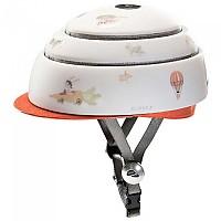 [해외]CLOSCA Kids Helmet 1137754982 Orange / White