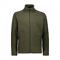 [해외]CMP Man Jacket 5137698793 Oil Green / Burgundy