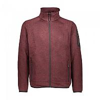 [해외]CMP Man Jacket 5137698796 Burgundy Melange / Burgundy