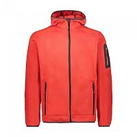 [해외]CMP Man Jacket Fix Hood 5137698815 Ferrari / Antracite