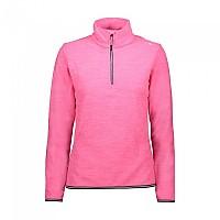 [해외]CMP Woman Sweat 4137702286 Pink Fluo Melange