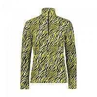 [해외]CMP Woman Printed Sweat 4137702681 Yellow / Black