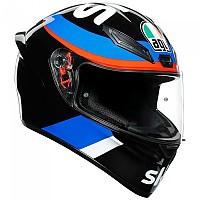 [해외]AGV K1 Replica 9137757631 VR46 Sky Racing Team Black / Red