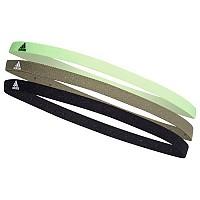 [해외]아디다스 3Pp Hairband 137586219 Black / Legacy Green / Signal Green