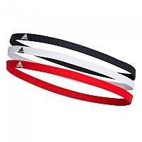 [해외]아디다스 3Pp Hairband 137586220 Legend Ink / White / Scarlet