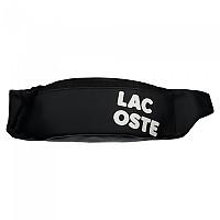 [해외]라코스테 Waistbag 137679161 Black / White