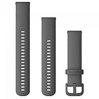 [해외]가민 Quick Release Bands 20 mm 4137806555 Shadow Grey