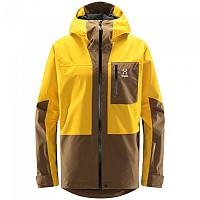 [해외]하그로프스 Lumi 4137634114 Pumpkin Yellow / Teak Brown