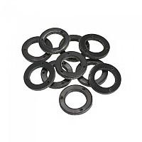 [해외]브룩스 ENGLAND Leather Ring For Handlebar Grips 10 Units 1137825291 Black