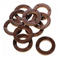 [해외]브룩스 ENGLAND Leather Ring For Handlebar Grips 10 Units 1137825293 Brown