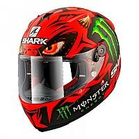 [해외]샤크 Race-R Lorenzo Austrian GP 9137807386 Matte Red / Black / Green