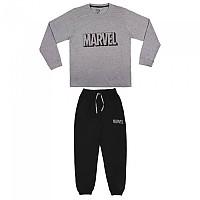 [해외]CERDA GROUP Single Jersey Marvel Gray