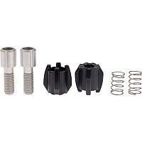 [해외]스램 Shift Lever Trigger Barrel Adjuster X0/X9 1137680714 Black / Silver