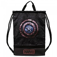 [해외]KARACTERMANIA Capitan America Marvel 49 cm Black / Red