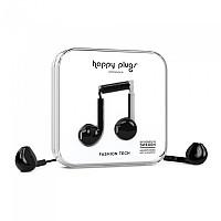 [해외]HAPPY PLUGS Earbud Plus Wired Black
