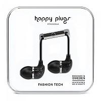 [해외]HAPPY PLUGS In Ear Wired Black Marble