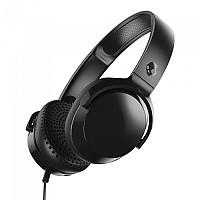 [해외]SKULLCANDY Riff Wired On Ear Black