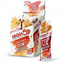 [해외]HIGH5 Energy Gel with Slow Release Carbs 62gr x 14 Gels 1137814145