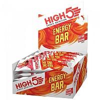 [해외]HIGH5 Energy Bar 55gr x 25 Bars 1137814149