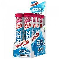 [해외]HIGH5 Zero Caffeine Hit 20 Tabs x 8 Units 1137814182