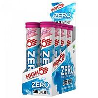 [해외]HIGH5 Zero Caffeine Hit 20 Tabs x 8 Units 1137814183
