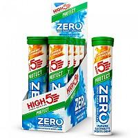 [해외]HIGH5 Zero Protect 20 Tabs x 8 Units 1137814185