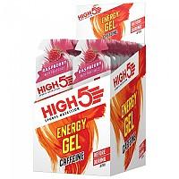 [해외]HIGH5 Energy Gel Caffeine 40gr x 20 Gels 1137814191