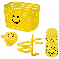 [해외]VENTURA Accessory Kit 1137642556 Smiley Yellow