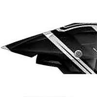 [해외]MT HELMETS Synchrony 엔듀라nce 9137452450 Gloss Anthracite / Silver / Black