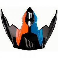 [해외]MT HELMETS Streetfighter Twin 9137452467 Gloss Fluor Orange
