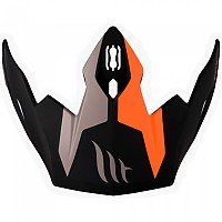 [해외]MT HELMETS Streetfighter Twin 9137452468 Matt Fluor Orange