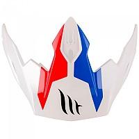 [해외]MT HELMETS District/Streetfighter Twin 9137452469 Gloss Pearl Blue
