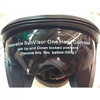 [해외]MT HELMETS Avenue Sun Protector 9137504908