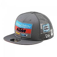 [해외]트로이리디자인 KTM Team Snapback 9137964535 Grey