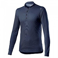 [해외]카스텔리 Tech Henley 1137972577 Dark Infinity Blue